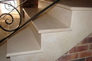 Full Bullnose Stair tread