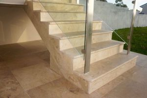 Laminated Full Bullnose Stair tread