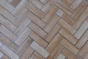 Woodlook Herring bone mosaic 150x50mm1